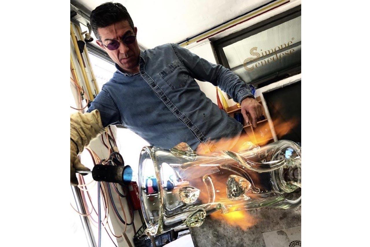 mithos 4 - Arcade Murano | Art glass objects