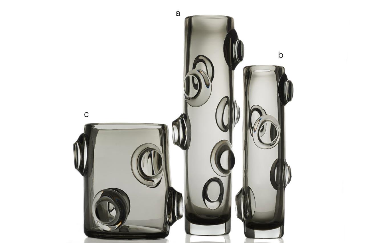 bois de verre a b c_1 - Arcade Murano | Art glass objects