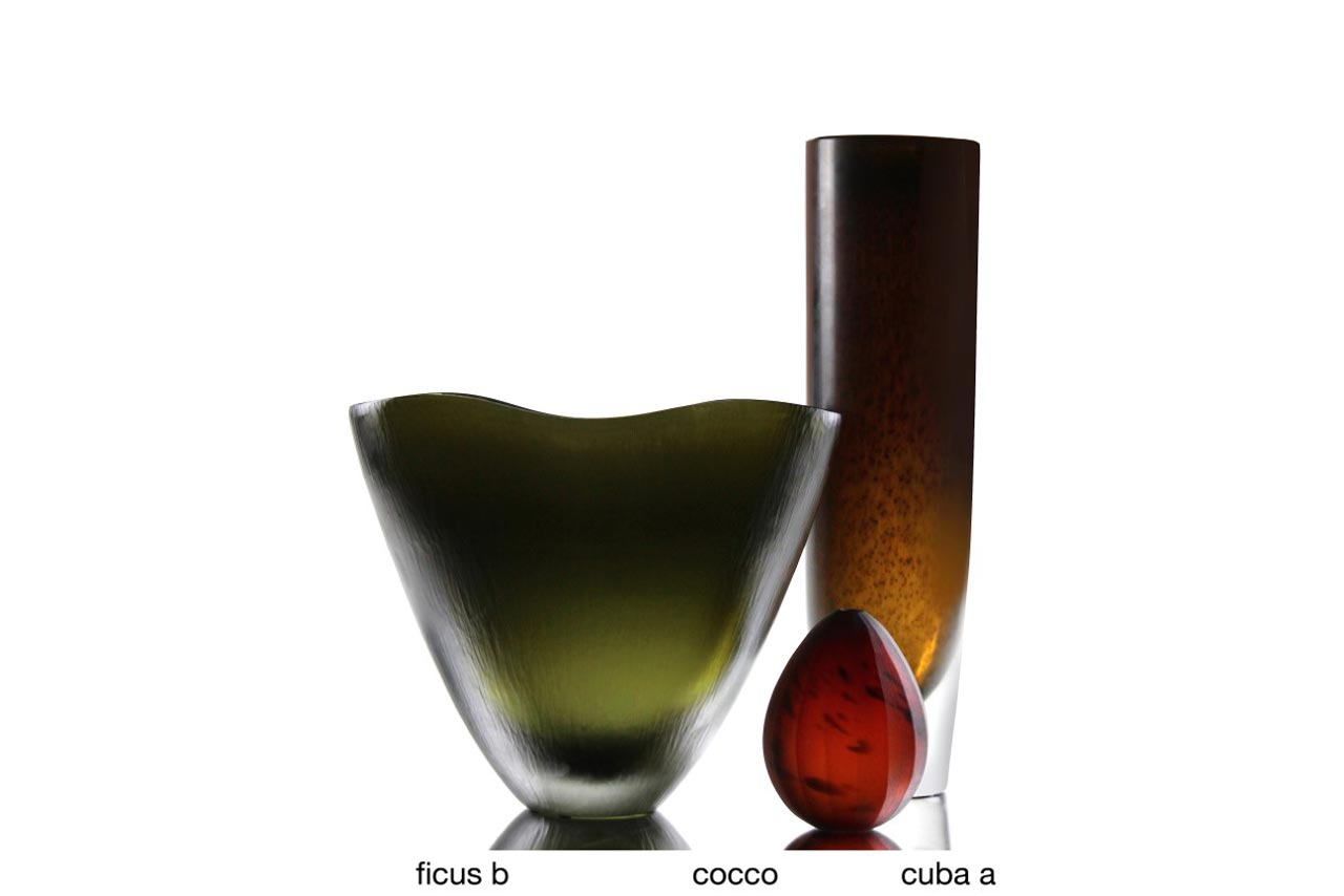 ficus 5 - Arcade Murano | Art glass objects
