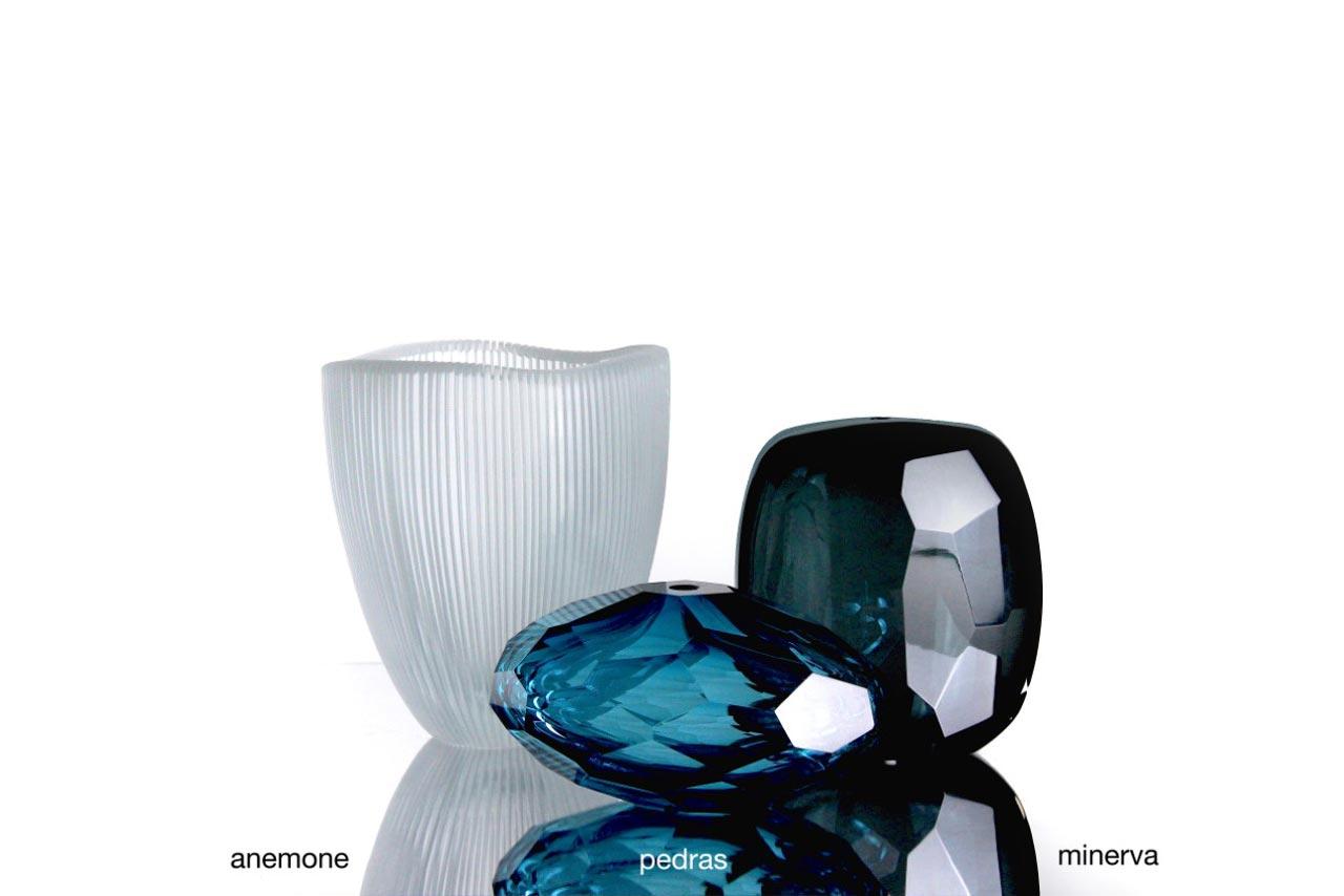 minerva 5 - Arcade Murano | Art glass objects