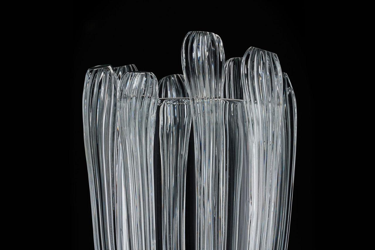 polpo 2 - Arcade Murano   Art glass objects